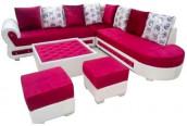 Unique Design Sofa Set