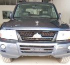 Mitsubishi Pajero 2006 Blue Color