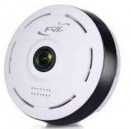 Red Eye FV-3601 Wi-Fi 360 Fisheye Panoramic Camera