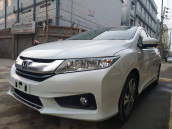 Honda Grace Ex 2014 White Color