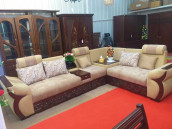 Stylish 5 Seat Sofa Set TP-35