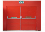 Single Leaf UL Listed Fire Door