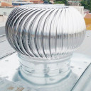 Rooftop Natural Turbine Ventilator Fan
