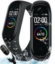 Waterproof M4 Fitness Tracker Smartwatch