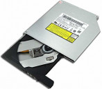 Slim Laptop DVD Drive