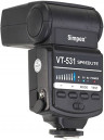 Simpex Speedlite VT531 Video Flash Light Studio Equipment