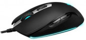 Rapoo V210 VPRO Black RGB Stylish Gaming Mouse