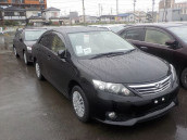 Toyota Allion G Plus 2015 Black Color