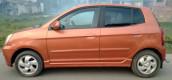 KIA Picanto 2006 Orange Color