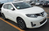 Nissan X Trail 2016 Pearl Color