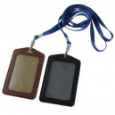 Leather ID Card Cover