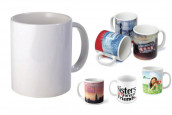 Sublimation Mug Print