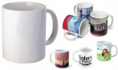 Sublimation Elegant Design Mug Print