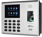 ZKTeco K40 Fingerprint Time Attendance