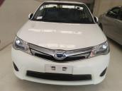 Toyota Axio X Hybrid 2014 White Color