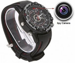 Hidden 8MP Spy Watch Camera
