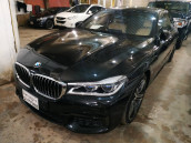 BMW 7 Series 740Le xDrive 2016