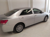 Toyota Allion A15 2014 Silver Color