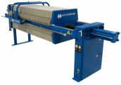 Filter Press Machine for Sludge Dewatering