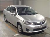 Toyota Axio Hybrid 2014 Silver Color
