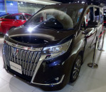 Toyota Esquire GI Hybrid 2015 Black Color
