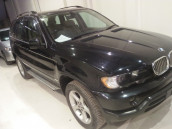 BMW X5 7-Series 2003 Black Sapphire Metallic Color