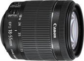 Canon 18-55mm EF-S IS II Silent Autofocus DSLR Camera Lens