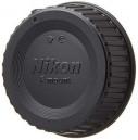 Camera Body Cap and Rear Lens Cap for Nikon