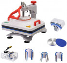 Freesub 8-in-1 Combo Heat Press Machine