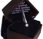 7 Star Diamond Nose Pin