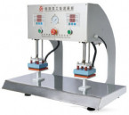 Automatic Label Picker Double Head Heat Press Machine