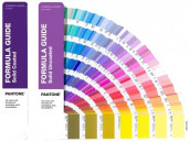 Pantone GP1601A Coated / Uncoated Solid Formula Guide