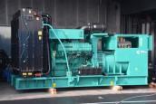 Cummins 300 kVA Open Set Diesel Generator