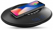 Awei Y290 Fast Wireless Charger with Bluetooth Speaker