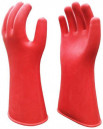 Electrical Hand Gloves 12kVA Insulation