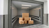 FujiXD FJC01000 1000 Kg Cargo Elevator