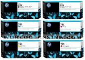 HP 745 130-ml Ink for Z2600 / Z5600 Cartridge Set