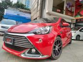 Toyota Aqua G-Gs Pkg 2014 Wine Red Color