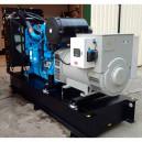 Perkins 135 kVA Open Type Diesel Generator