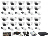 CCTV Package Dahua 32-Channel Digital Video Recorder