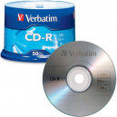 Verbatim CD-R 50-Pcs