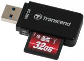 Transcend RDF5 USB 3.1 High Speed Card Reader