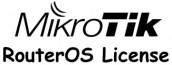 Mikrotik RouterOS Official Authorization L4 / L5 / L6  License