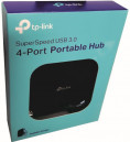 TP-Link UH400 Supper Speed USB 3.0 4-Port Portable Hub