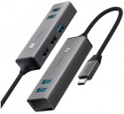 Baseus 3.0 Type-C 5-Port USB Hub Adapter
