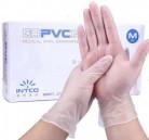 Intco PVC Medical Vinyl Examination Gloves