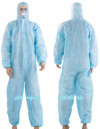 Disposable Full Body Medical Coverall PPE