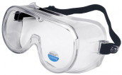 Obaolay Anti-Fog Transparent Safety Goggles