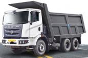 Ashok Leyland Captain Dump Truck