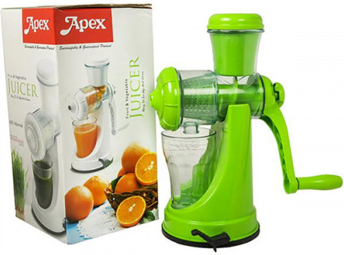 Apex Fruit Hand Juicer Blender